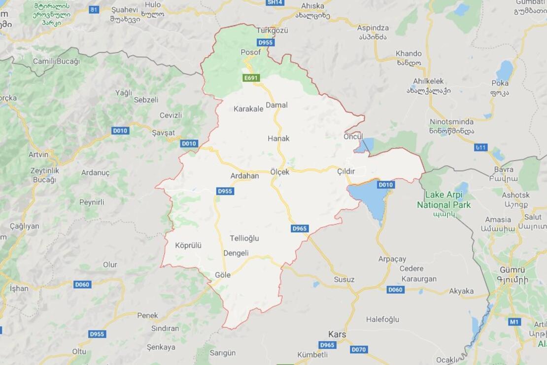 Ardahan'ın İlçeleri Neler Ve Hangi Bölgede? Ardahan'da Gezilecek Ve Tarihi Yerler