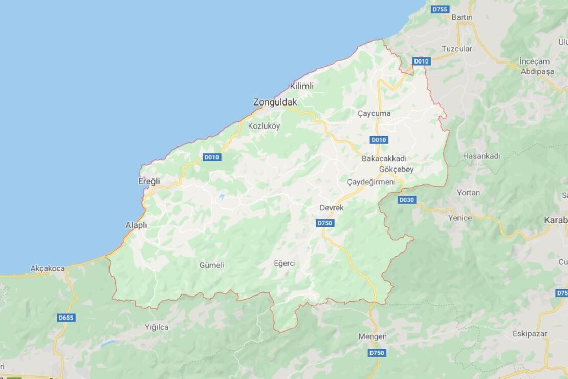Zonguldak'ın İlçeleri Neler Ve Hangi Bölgede? Zonguldak'da Gezilecek Ve Tarihi Yerler