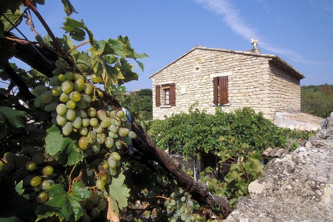 Yüzlerce yıllık dokusunu sıkı kurallarla koruyan Gordes Köyü