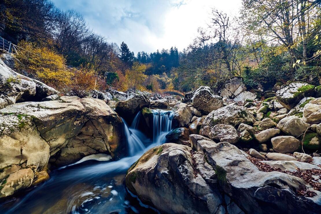 Anadolu'nun gizli cenneti: Horma Kanyonu