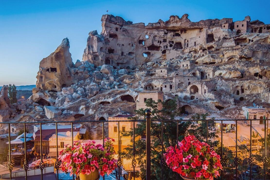 Kapadokya'nın gizemli köşesi: Çavuşin