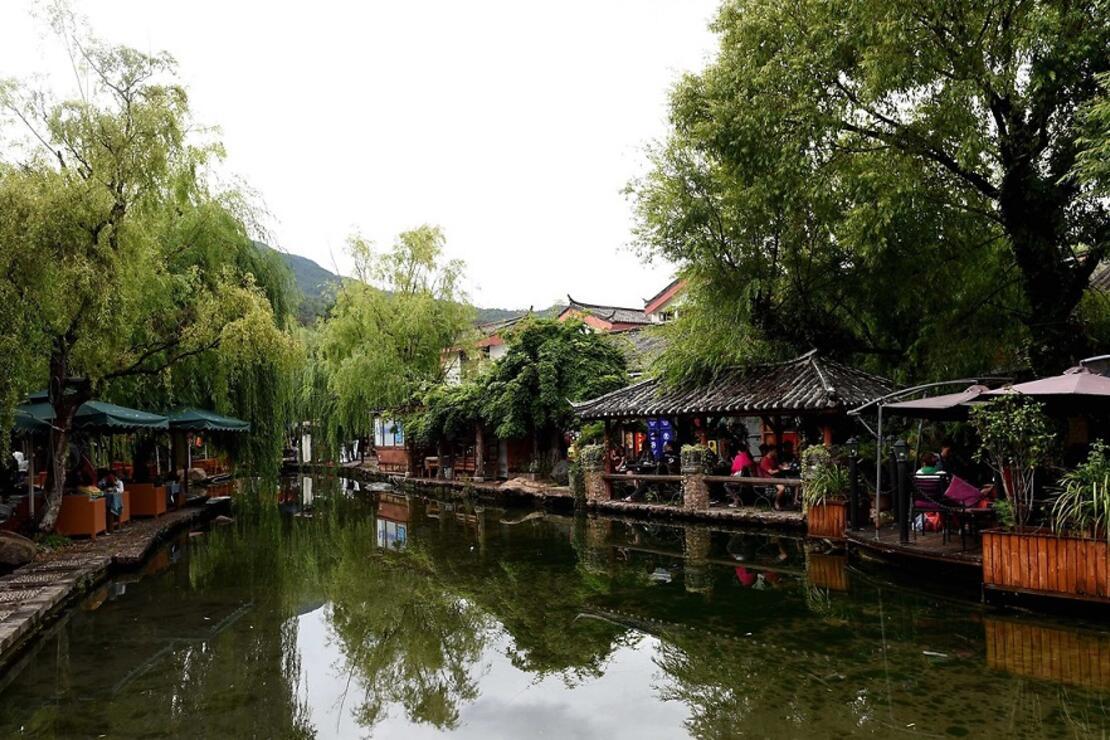 Çin'in 800 yıllık antik kasabası: Lijiang