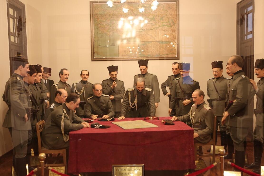 19 Mayıs'ta online gezilecek en anlamlı sanal müze: Samsun Gazi Müzesi