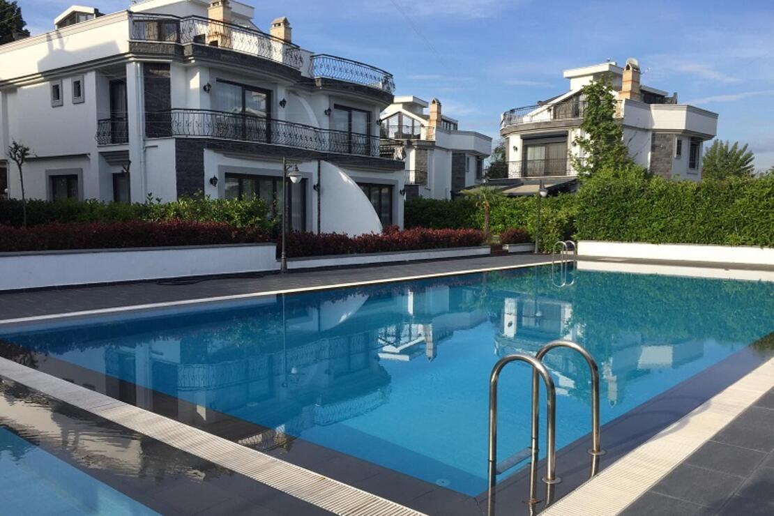 Şile ve Tuzla'da kiralık villa tarzı evlere talep yüksek