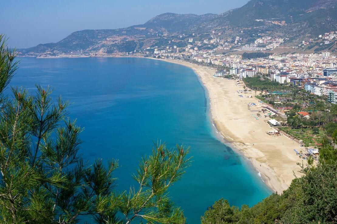 Türkiye'de 'mavi bayraklı' plaj sayısı arttı
