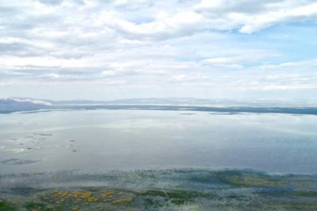 Nasreddin Hoca'nın gölünde su seviyesi artıyor