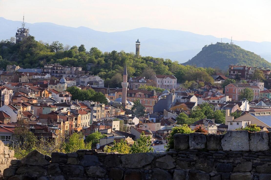 Yedi tepeli şehir: Filibe