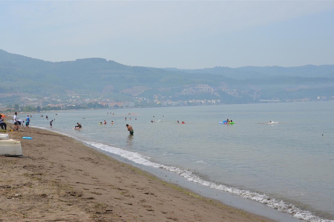 Bursa'da sahillerin 'girilebilir' nitelikte olduğu açıklandı