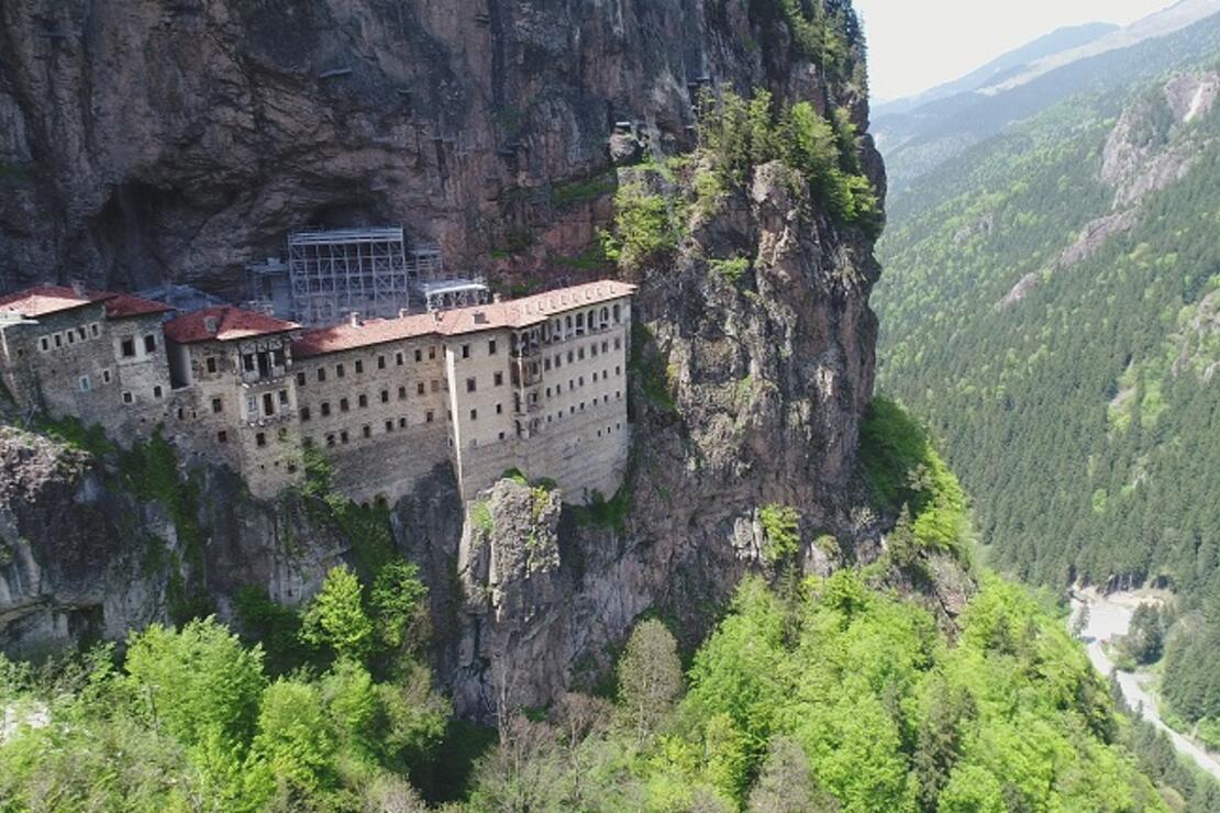 Trabzon'un önemli üç turizm merkezi Temmuz'un son haftası ziyarete açılacak