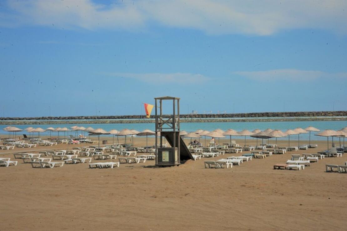 Samsun'un 'Mavi Bayraklı plaj' sayısı 13'e çıktı