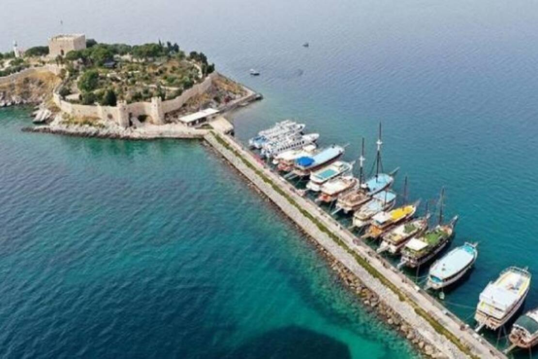 Çevre ve Şehircilik Bakanlığınca 61 bin 868 teknenin mavi kart kaydı yapıldı