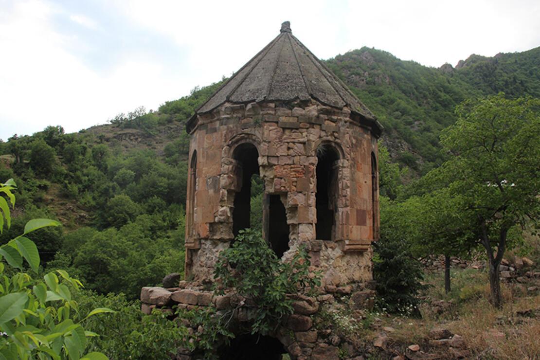 Porta Manastırı turizme kazandırılmayı bekliyor