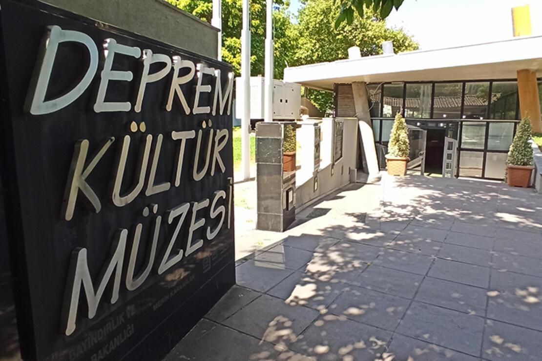 Türkiye'nin ilk deprem müzesi 16 yıldır deprem anını unutturmuyor