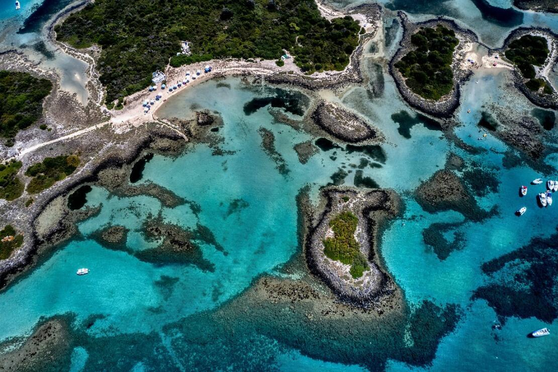 Yunanistan'ın Seyşel adaları: Lichadonisia