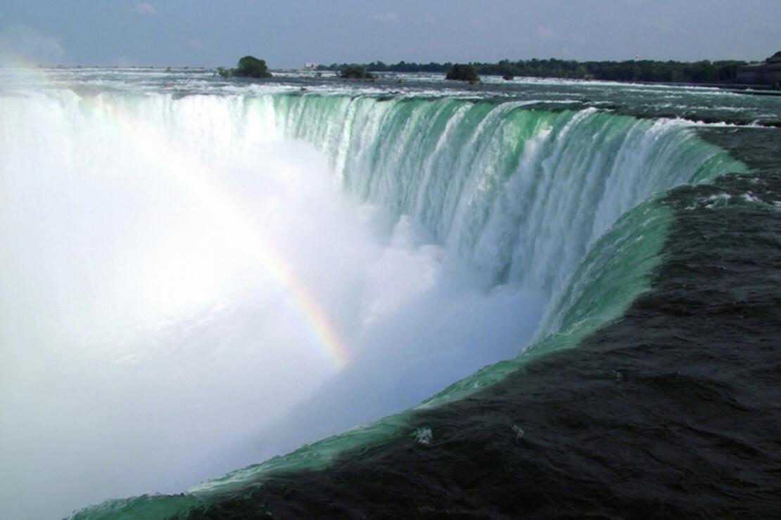 Niagara Şelalesi Nerededir Ve Nasıl Gidilir? Niagara Şelalesi Yüksekliği Ve Özellikleri (2020)