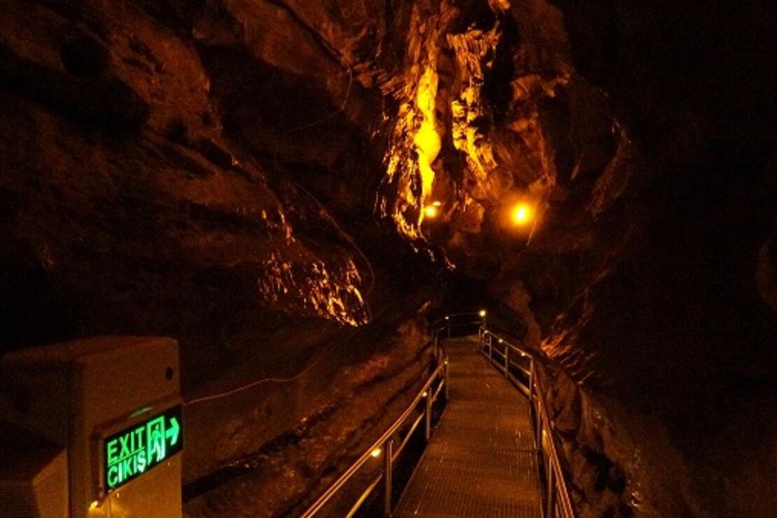 Çal Mağarası, en sakin dönemini yaşıyor