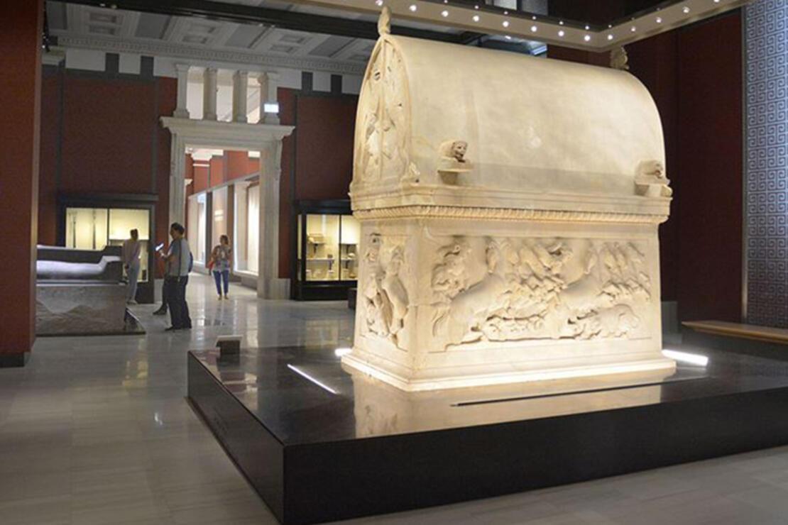 İstanbul Arkeoloji Müzesi Nerede? İstanbul Arkeoloji Müzesi Tarihçesi, Eserleri, Giriş Ücreti Ve Ziyaret Saatleri (2020)