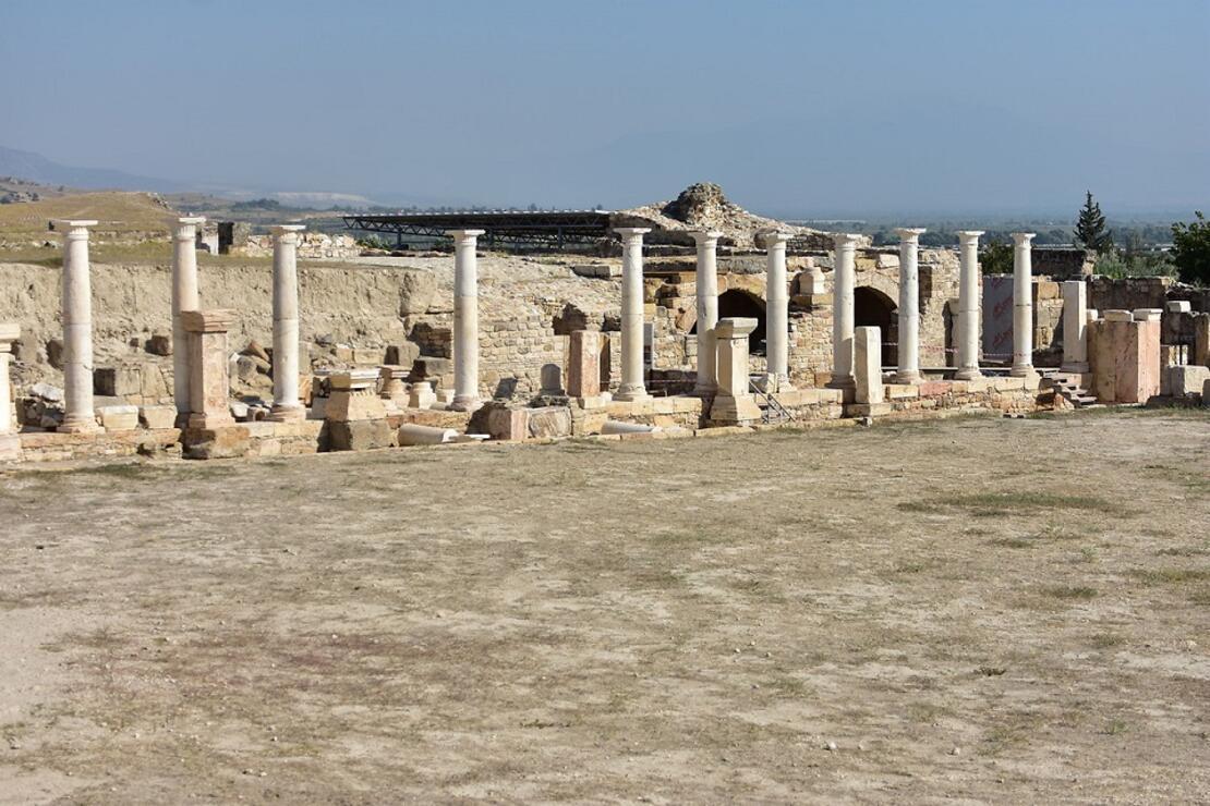Roma'da senatörü bulunan antik kent: Tripolis
