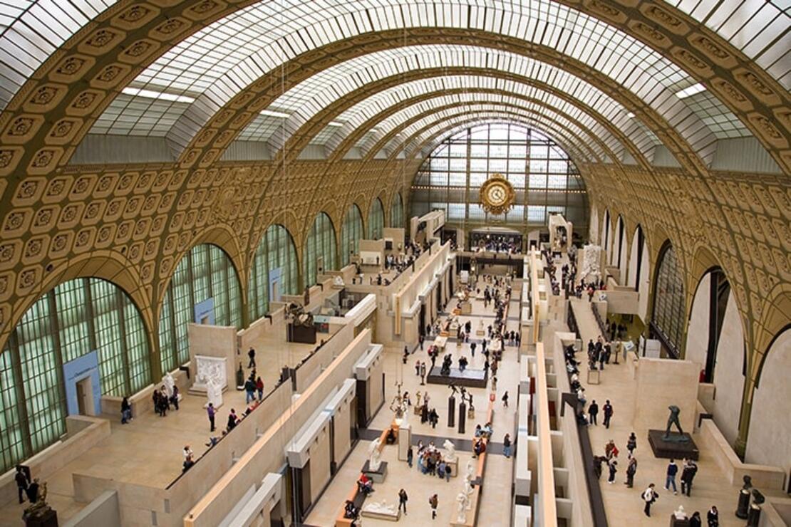 Orsay Müzesi Nerede? Orsay Müzesi Tarihçesi, Eserleri, Giriş Ücreti Ve Ziyaret Saatleri (2020)