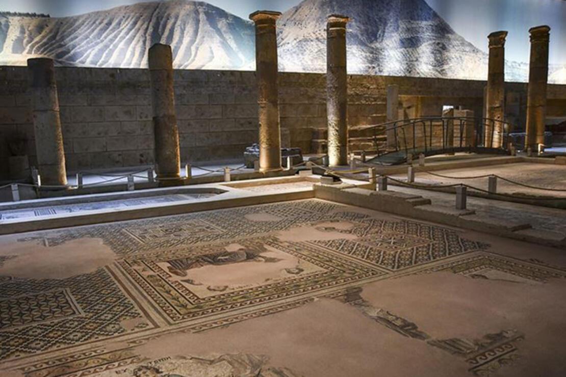 Zeugma Mozaik Müzesi Nerede? Zeugma Mozaik Müzesi Tarihçesi, Eserleri, Giriş Ücreti Ve Ziyaret Saatleri (2020)