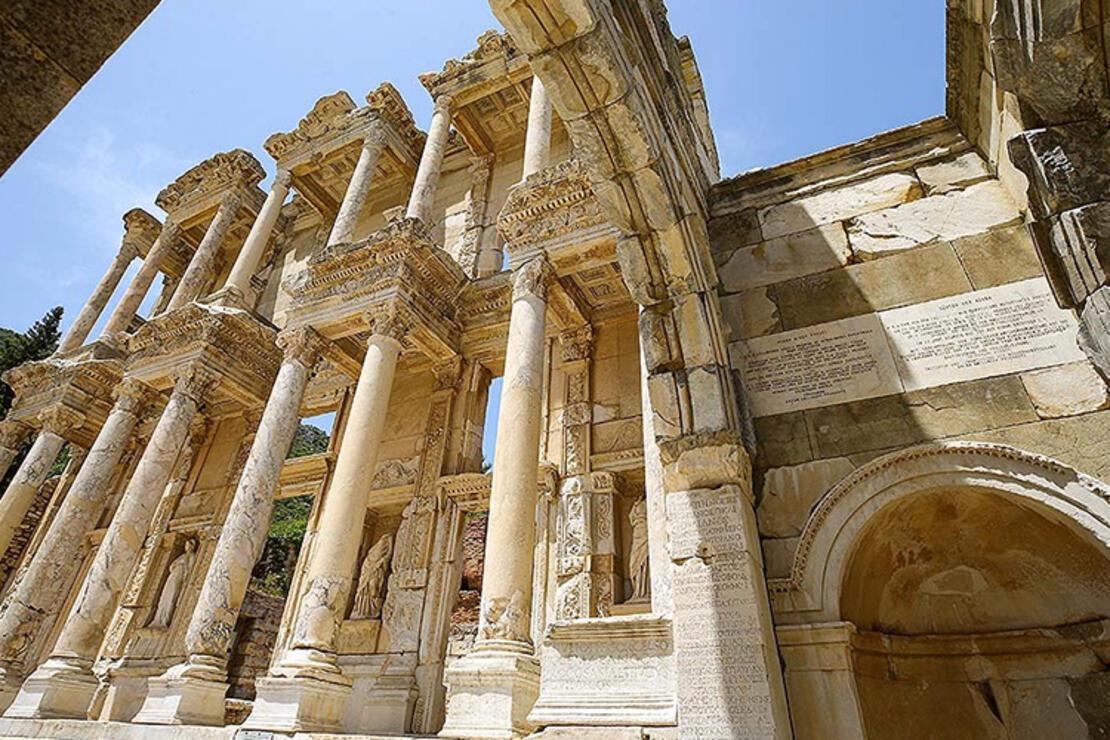 Efes Antik Kenti Nerede? Efes Antik Kenti Hakkında Bilgi, Tarihi, Efsanesi, Giriş Ücreti Ve Ziyaret Saatleri (2020)