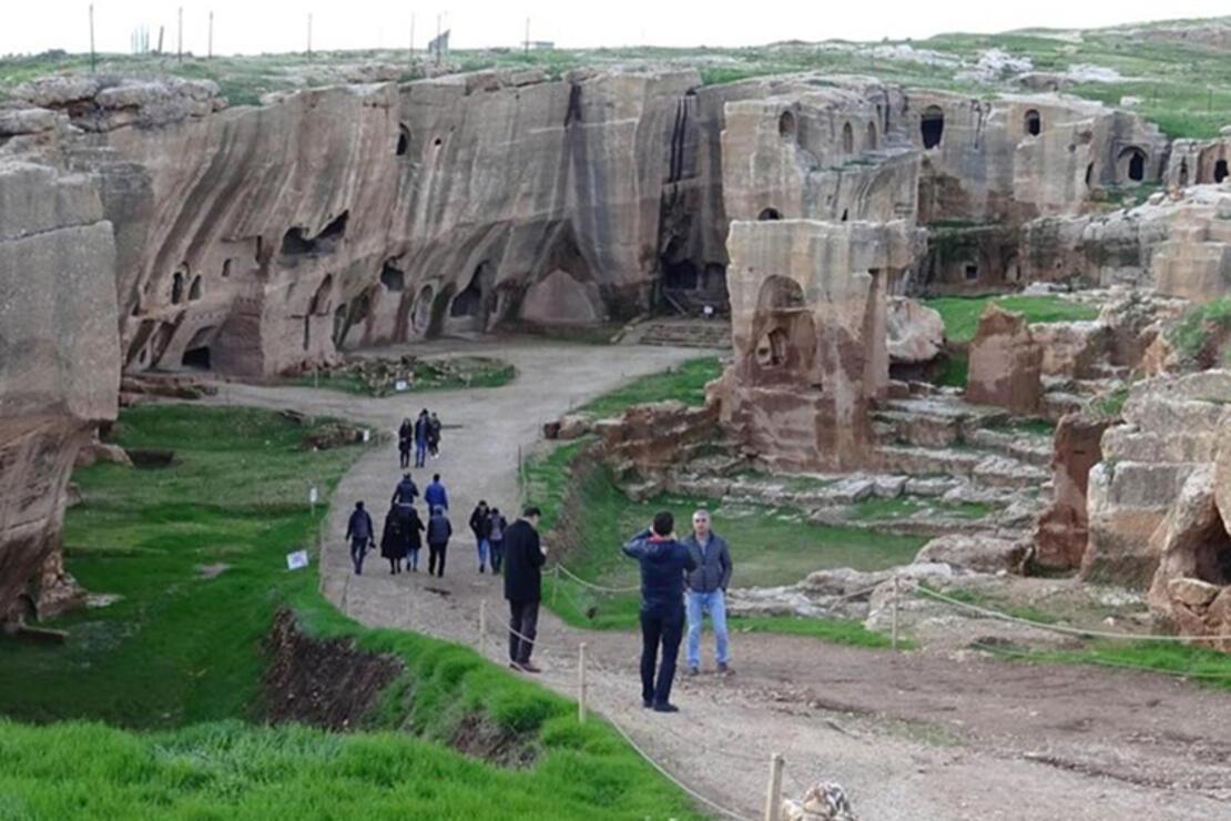 Dara Antik Kenti Nerede? Dara Antik Kenti Hakkında Bilgi, Tarihi, Efsanesi, Giriş Ücreti Ve Ziyaret Saatleri (2020)