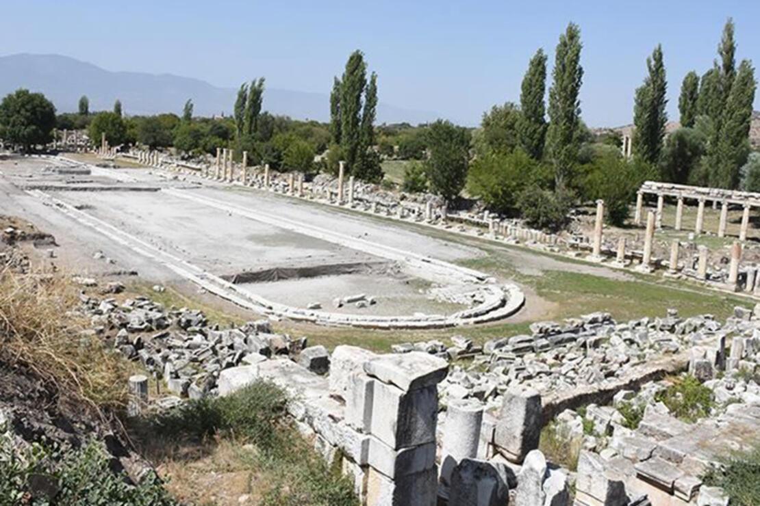 Aphrodisias Antik Kenti Nerede? Aphrodisias Antik Kenti Hakkında Bilgi, Tarihi, Efsanesi, Giriş Ücreti Ve Ziyaret Saatleri (2020)