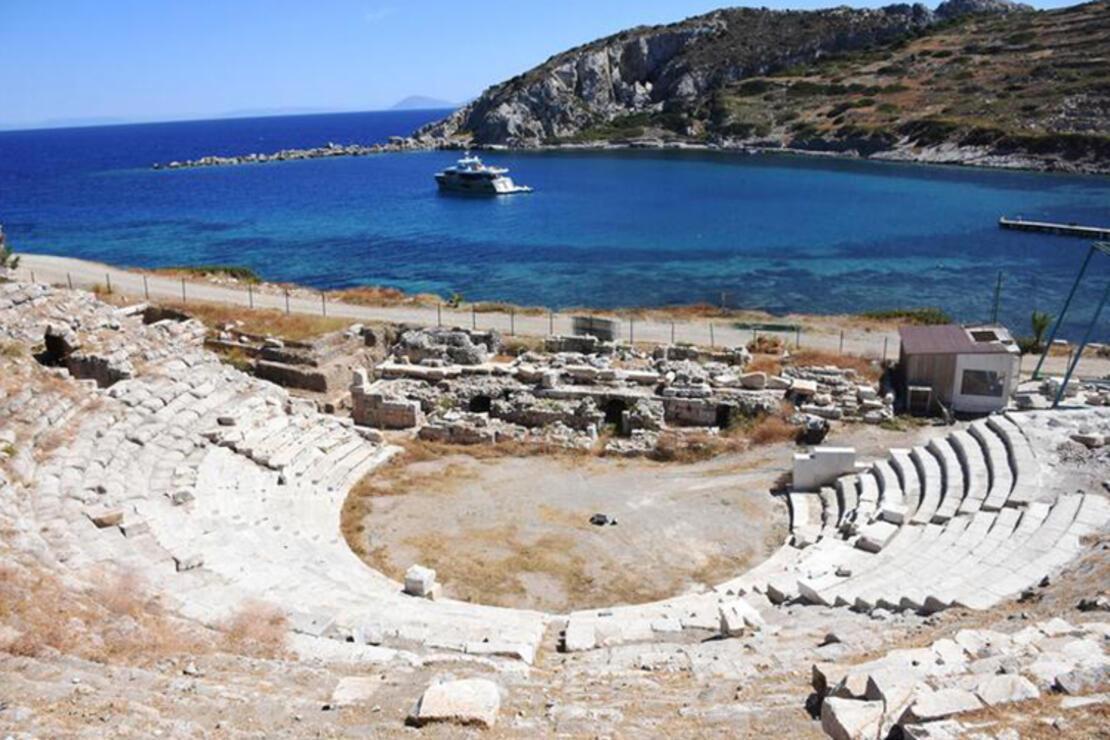 Knidos Antik Kenti Nerede? Knidos Antik Kenti Hakkında Bilgi, Tarihi, Efsanesi, Giriş Ücreti Ve Ziyaret Saatleri (2020)