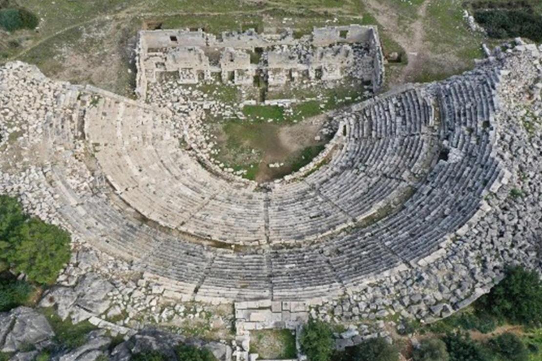 Patara Antik Kenti Nerede? Patara Antik Kenti Hakkında Bilgi, Tarihi, Efsanesi, Giriş Ücreti Ve Ziyaret Saatleri (2020)