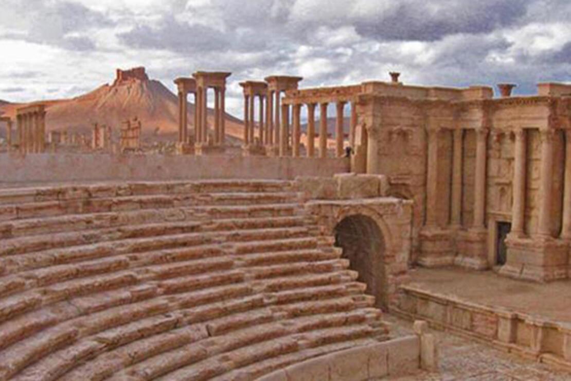 Palmira Antik Kenti Nerede? Palmira Antik Kenti Hakkında Bilgi, Tarihi, Efsanesi, Giriş Ücreti Ve Ziyaret Saatleri (2020)