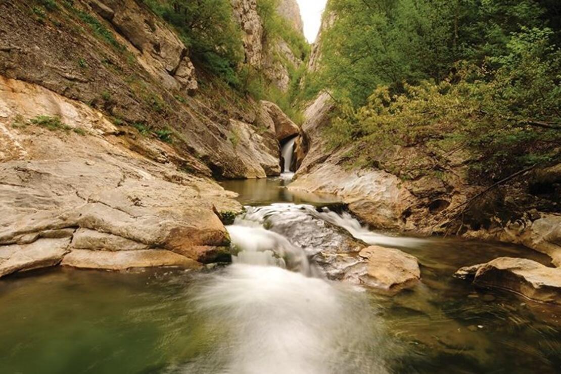 Kastamonu'daki Ersizlerdere Kanyonu, tabiat parkı ilan edildi