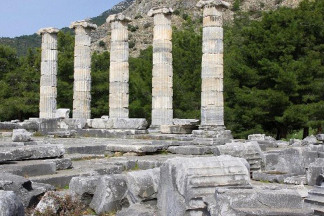 Priene Antik Kenti Nerede? Priene Antik Kenti Hakkında Bilgi, Tarihi, Efsanesi, Giriş Ücreti Ve Ziyaret Saatleri (2020)