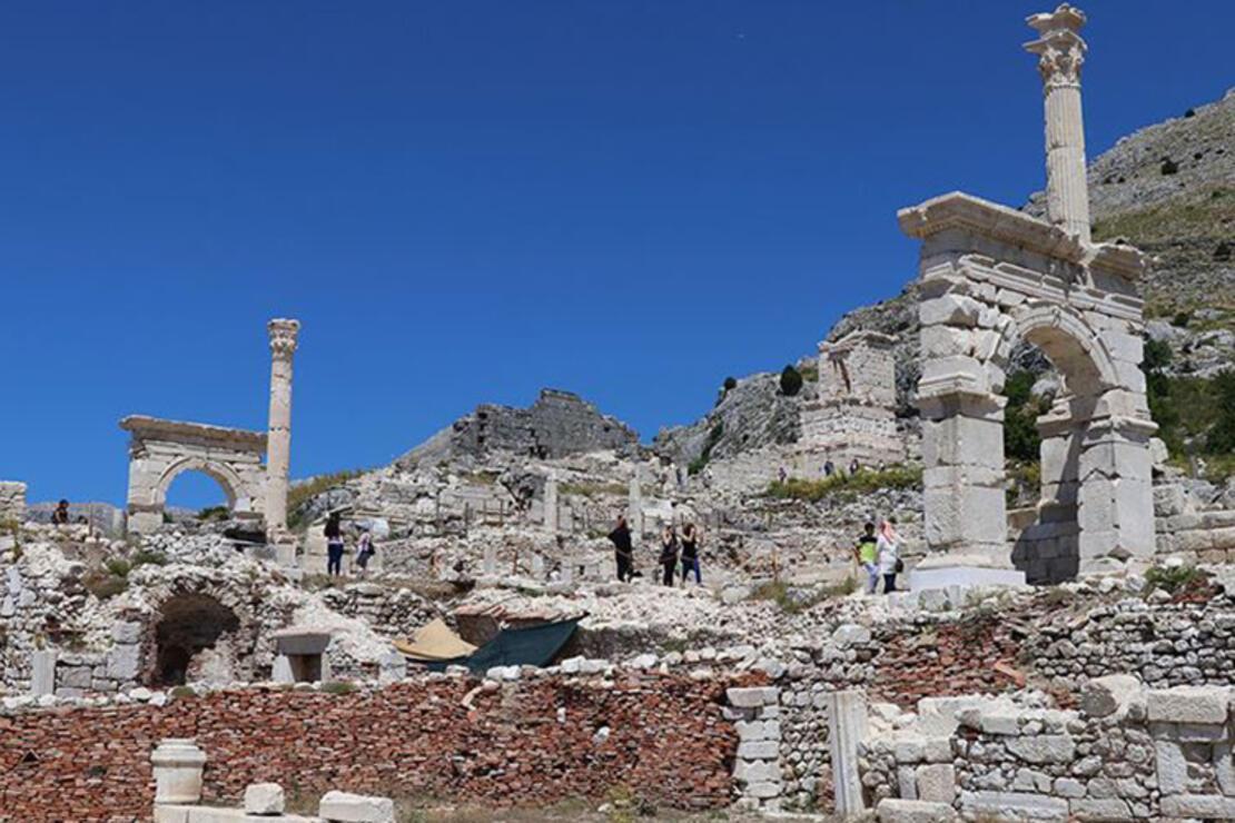 Sagalassos Antik Kenti Nerede? Sagalassos Antik Kenti Hakkında Bilgi, Tarihi, Efsanesi, Giriş Ücreti Ve Ziyaret Saatleri (2020)