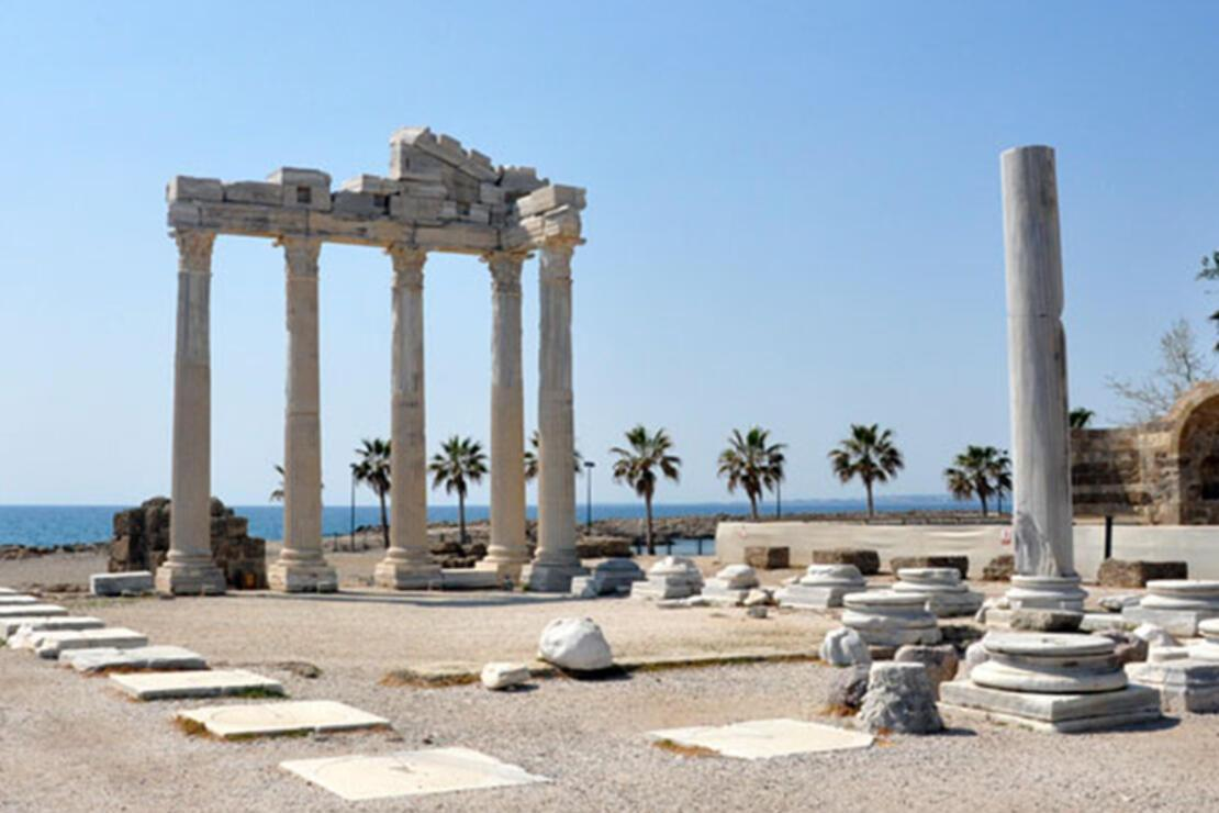 Side Antik Kenti Nerede? Side Antik Kenti Hakkında Bilgi, Tarihi, Efsanesi, Giriş Ücreti Ve Ziyaret Saatleri (2020)