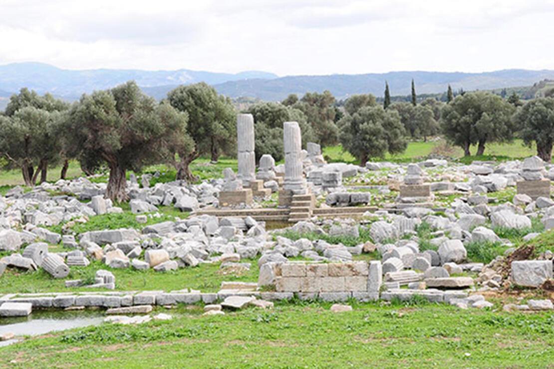 Teos Antik Kenti Nerede? Teos Antik Kenti Hakkında Bilgi, Tarihi, Efsanesi, Giriş Ücreti Ve Ziyaret Saatleri (2020)