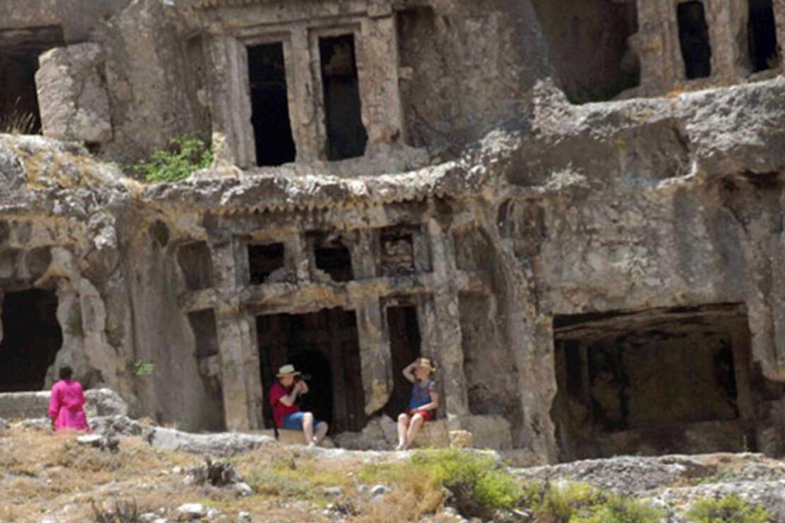 Tlos Antik Kenti Nerede? Tlos Antik Kenti Hakkında Bilgi, Tarihi, Efsanesi, Giriş Ücreti Ve Ziyaret Saatleri (2020)