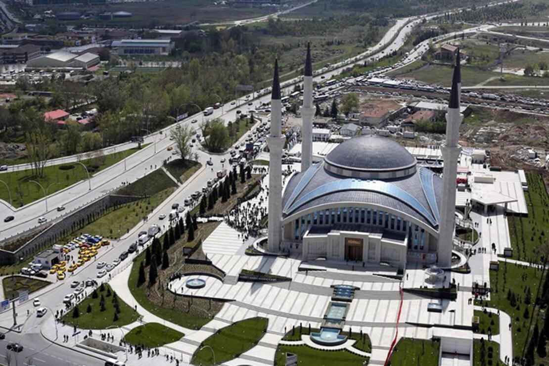 Ahmet Hamdi Akseki Camii Nerede? Ahmet Hamdi Akseki Camisi Tarihi, Özellikleri, Hikayesi Ve Mimarı Hakkında Bilgi