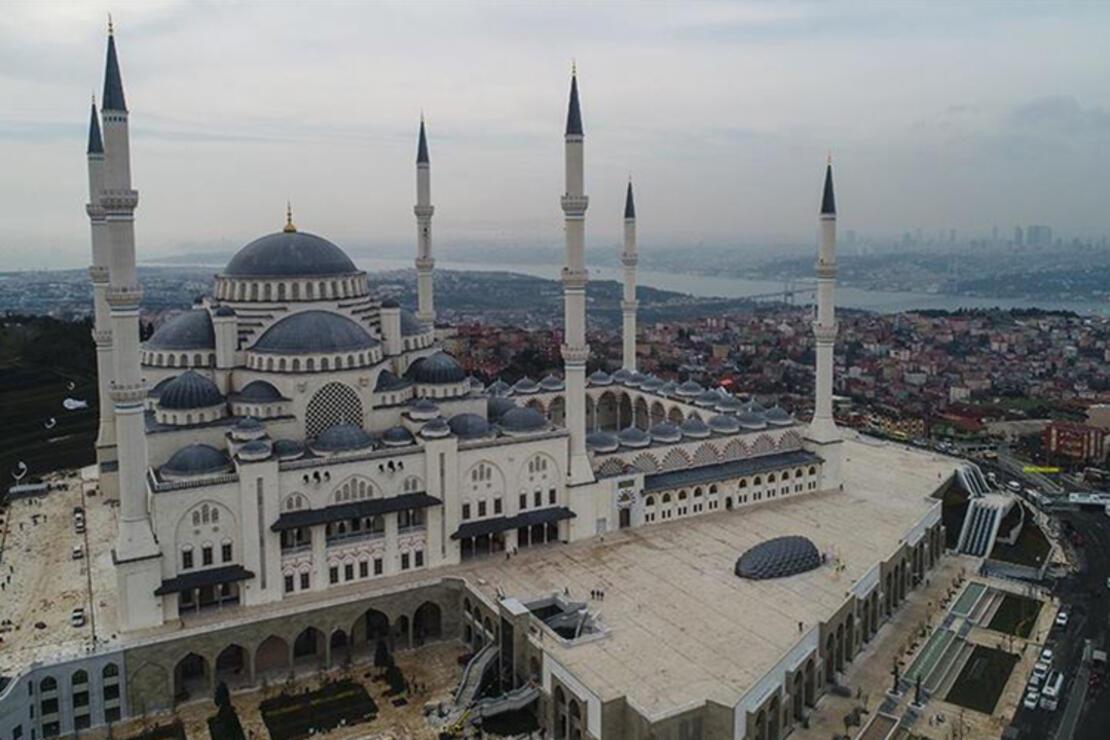 Çamlıca Camii Nerede? Çamlıca Camisi Tarihi, Özellikleri, Hikayesi Ve Mimarı Hakkında Bilgi