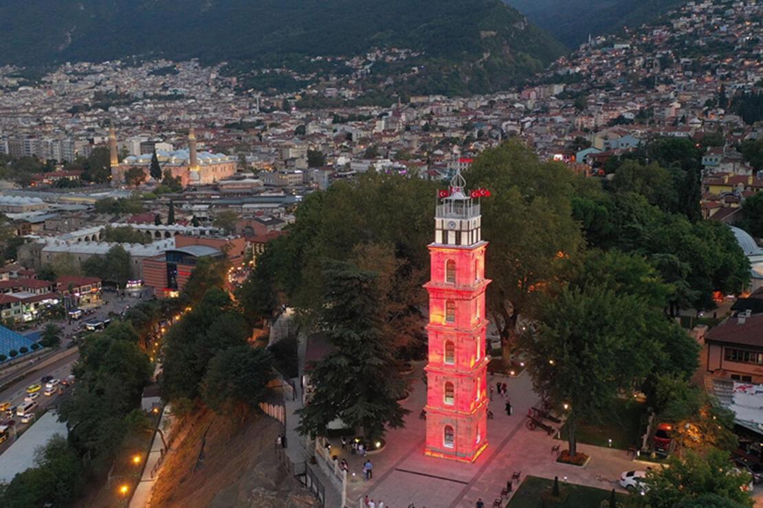 Bursa'nın 'Tarih Adası' şekillenmeye başladı