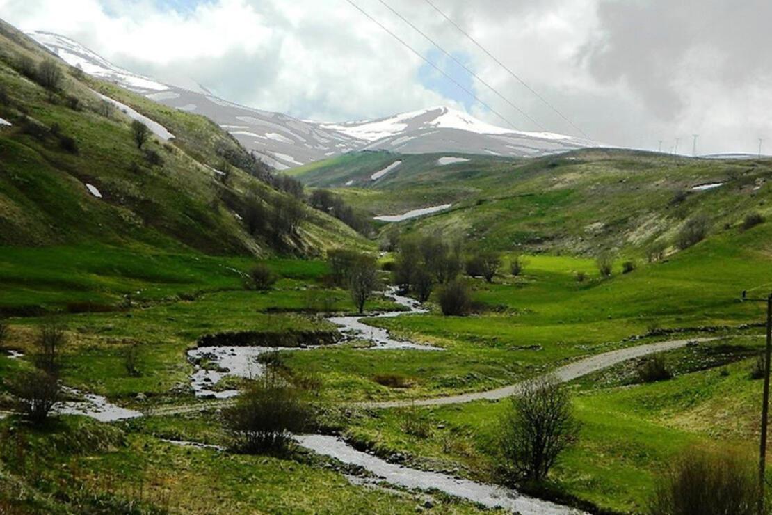 Urema Yaylası doğal güzelliğini koruyor