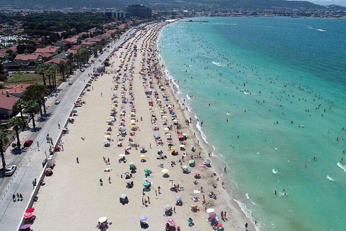 Ilıca Halk Plajı Nerede Ve Nasıl Gidilir? Ilıca Halk Plajı Özellikleri, Kamp İle Konaklama Detayları Ve Giriş Ücreti (2020)