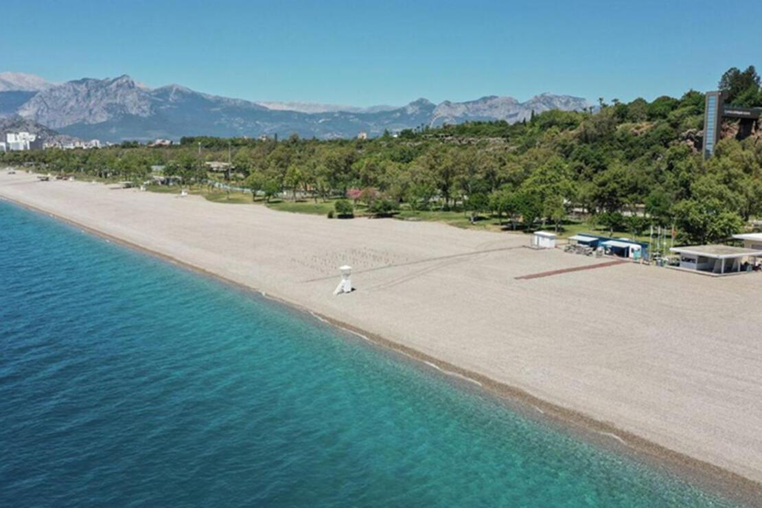 Konyaaltı Plajı Nerede Ve Nasıl Gidilir? Konyaaltı Plajı Özellikleri, Kamp İle Konaklama Detayları Ve Giriş Ücreti (2020)