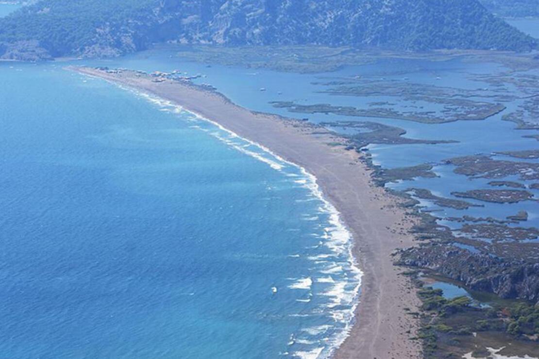 İztuzu Plajı Nerede Ve Nasıl Gidilir? İztuzu Plajı Özellikleri, Kamp İle Konaklama Detayları Ve Giriş Ücreti (2020)
