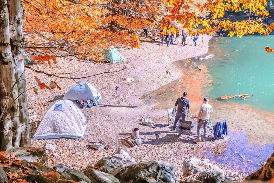Sonbahar kampı yapacaklar dikkat! İşte olmazsa olmazlar...