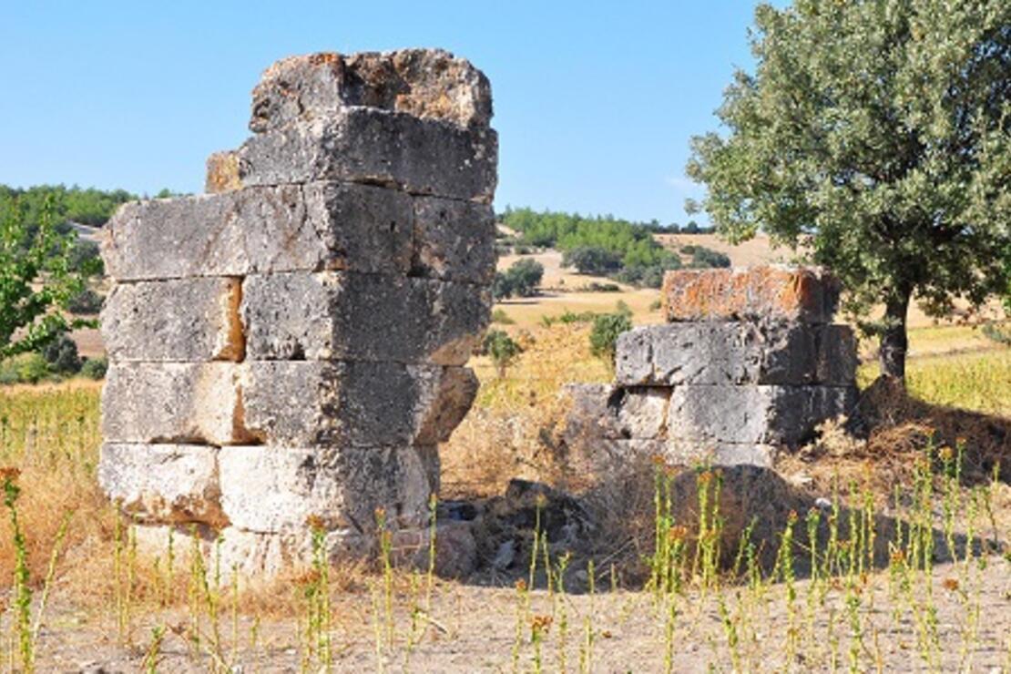 Sidas Antik Kenti ve Apollon Aksyros Tapınağı'na ait 1800 yıllık taş yazıt İtalya'dan geri alınıyor