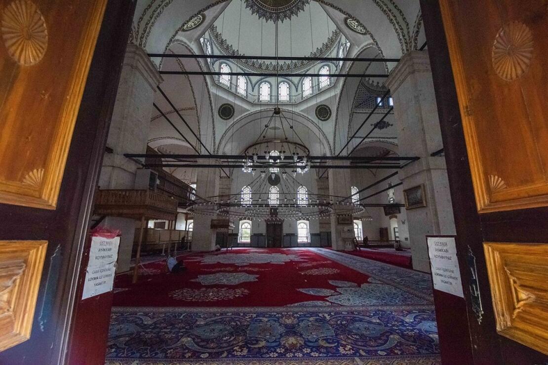 Fatih'in veziri Zağnos Paşa'nın Balıkesir'e yaptırdığı cami