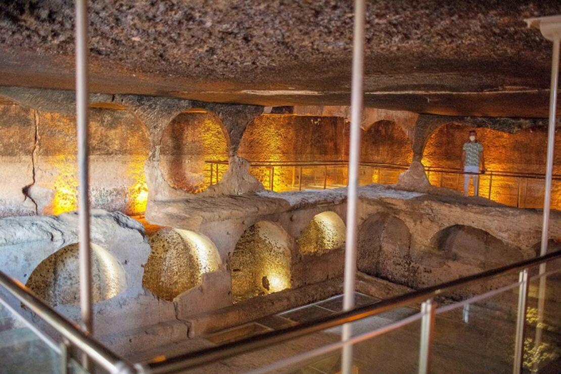 Dara Antik Kenti 3 yıl içinde UNESCO Listesi'ne girecek