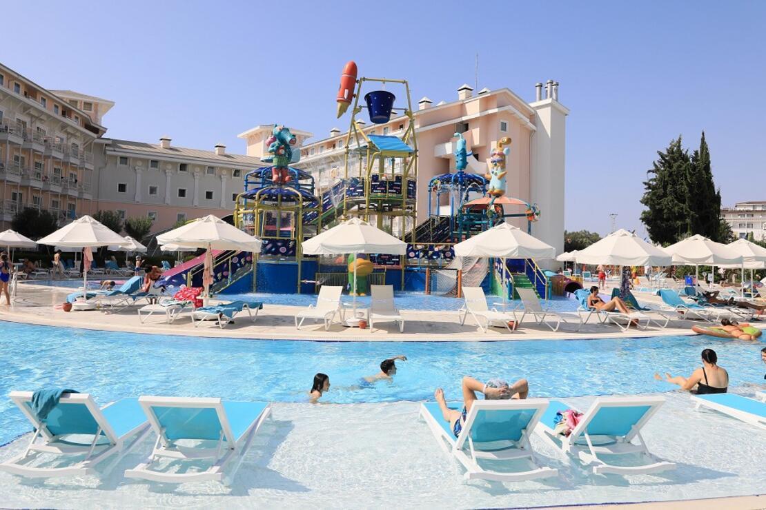 Antalya'da turizm sezonu kışa uzadı
