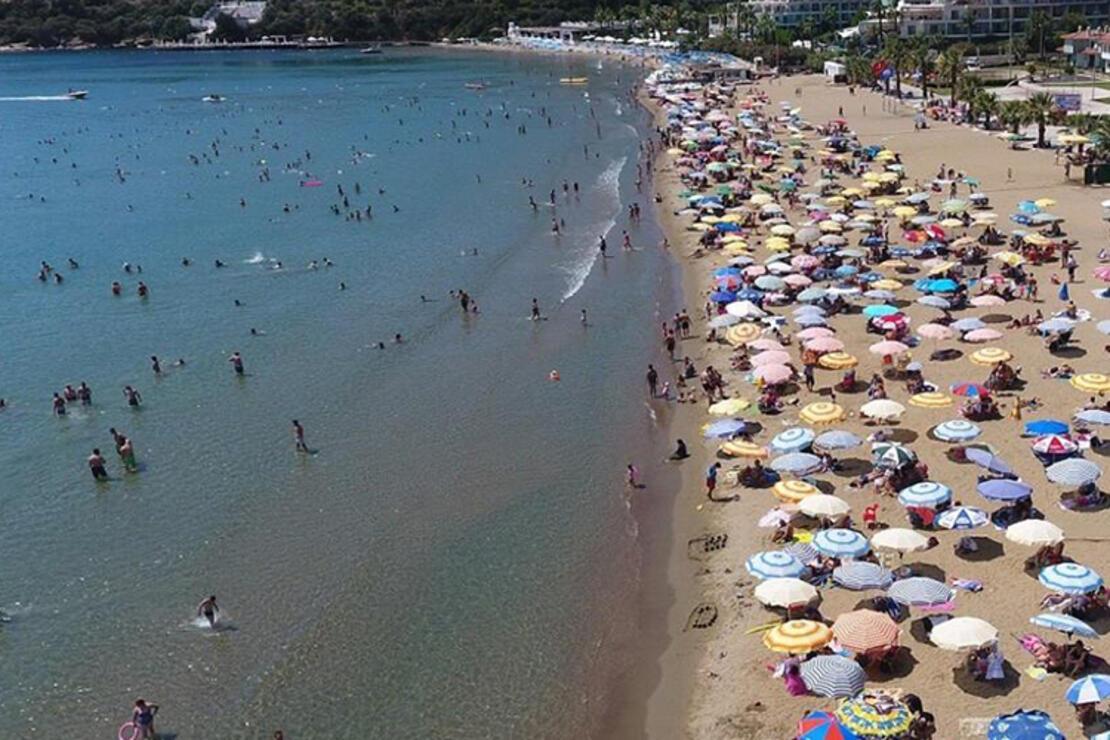 Gümüldür Plajları 2020 - Gümüldür'de Denize Girilecek En İyi Ücretli Ve Ücretsiz (Halk) Plajları Listesi