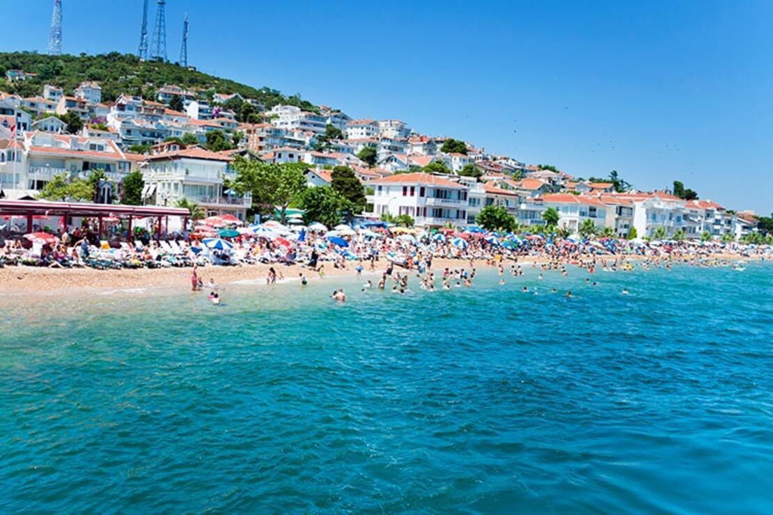 Kınalıada Plajları 2020 - Kınalıada'da Denize Girilecek En İyi Ücretli Ve Ücretsiz (Halk) Plajları Listesi